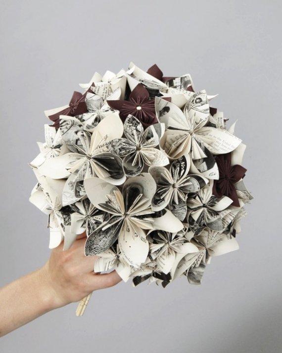 Origami Wedding Decor Ideas